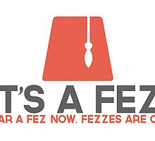 Fezzes are Cool. by padaleckhi