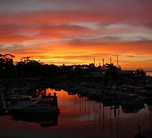 Breathtaking Sunsets by flipteez