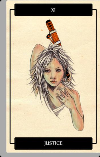 Justice by Eevien Tan