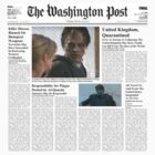 7 Days Later - The Washington Post by Saxivore