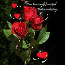 True Love.... by Ilunia Felczer