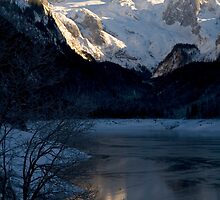 Dachstein by Walter Quirtmair