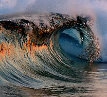 Perfect Wave 2 by Paul Manning