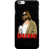 Dude. iPhone Case/Skin