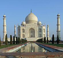 Taj Mahal by John Keates