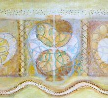 Collective Unconscious, 3=1=Enlightenment by Kerryn Madsen-Pietsch