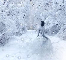 Snow Princess by ©Maria Medeiros