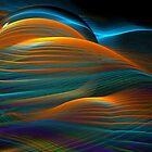 Rainbow Ocean's Pearl by Desirée Glanville