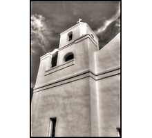 The Mission Old Town Scottsdale Photographic Print