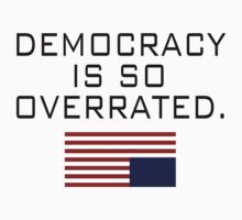 House of Cards, Democracy B by natprice06