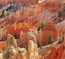 Bryce Canyon 1 by Mark  Allen