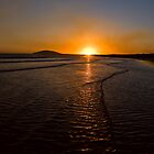 Gerroa Sunset ~ No 1 by Rosalie Dale