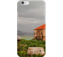 Ancient Ruins Byblos Lebanon iPhone Case/Skin