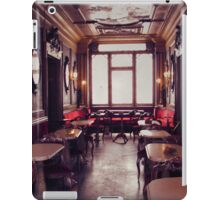 MERCHANT OF VENICE - Florian Tea Room iPad Case/Skin