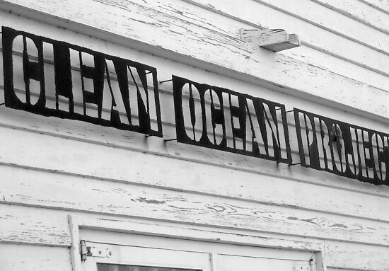 Clean Ocean Project by Madeleine Forsberg