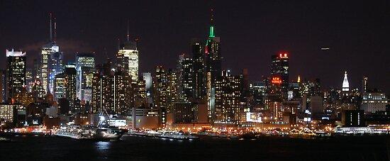 City Landscape by fashionforlove