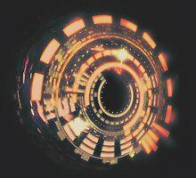 Cosmic Gateway | Blaze by Daniel Watts