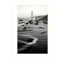 San Francisco, USA. Art Print