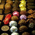 Chocolate Sinsation by Catherine  Burke