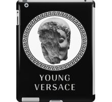YOUNG VER$ACE iPad Case/Skin