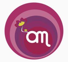 Om v 2.0 : Echinacea by boudidesign