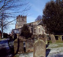 Easingwold Parish Church by Trevor Kersley