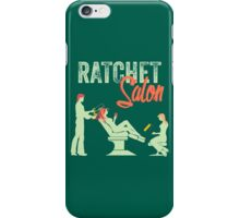 Ratchet Salon - Mint Version iPhone Case/Skin