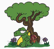 Mr. Lizard's Dreaming Tree by Crockpot