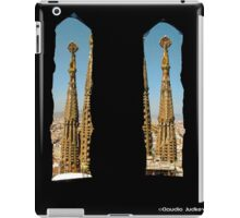 Barcelona-Sagrada Familia Cathedral iPad Case/Skin