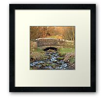 Little Bridge Framed Print