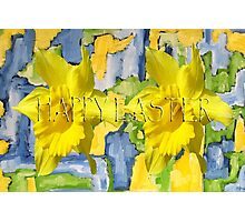 EASTER 65 Photographic Print