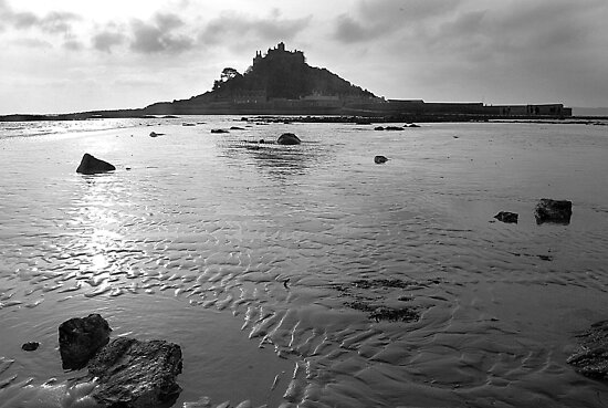 St. Michaels Mount by Anthony Hedger Photography