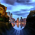 Brisbane Underground HDR by Jennifer Ellison
