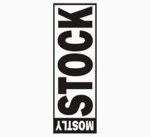 Mostly Stock by TswizzleEG