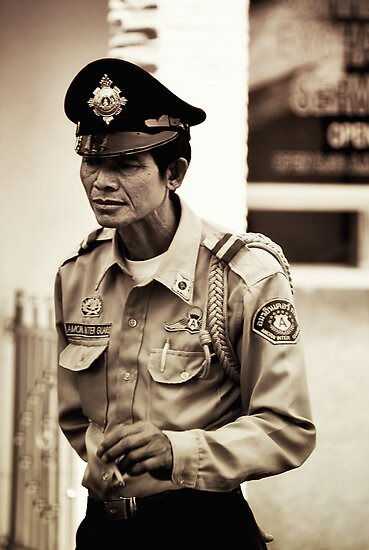 Security by Nicholas Richardson