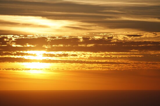 SA Sunset 1 by Clare Kinloch