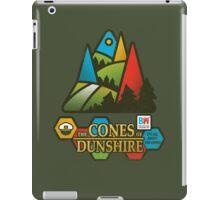 CONES OF DUNSHIRE iPad Case/Skin
