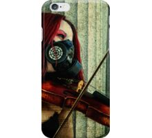 The Apocalypse In D Minor: Nuclear Winter iPhone Case/Skin