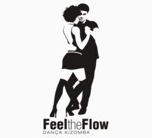 Dancing Kizomba. Feel the Flow by Scila