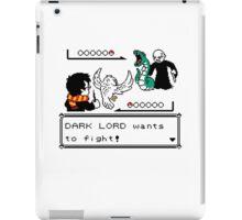 WIZARD BATTLE iPad Case/Skin