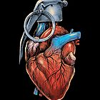 Heart Grenade by carbine