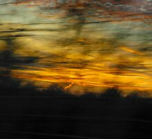 Movin' and Groovin' to the Sun Settin' by Paul Gitto