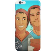 Seattle Holiday iPhone Case/Skin