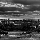 Edinburgh  City II by Chris Clark
