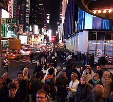 48th&Broadway by djprov
