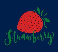 Strawberry by Chee Sim