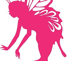 Pink Fairy by desiree206