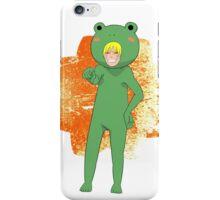 Naruto - Frog Onesie iPhone Case/Skin