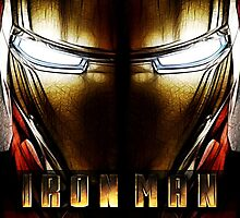 Iron Man by RoufXis