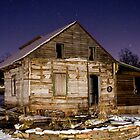 Old Farmhouse by Mark Van Scyoc